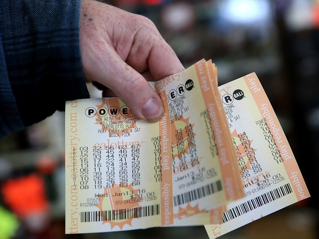 Lottery officials: Winning Powerball ticket sold in California