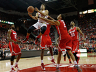 Maryland cruises to 100-65 win over Ohio State