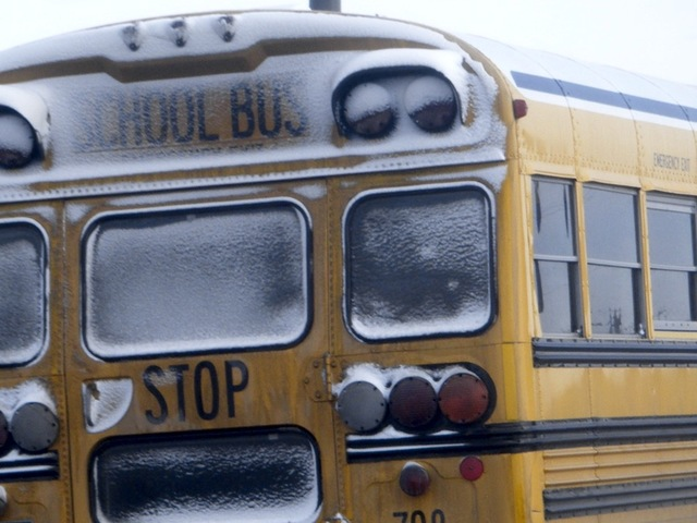 Check here for Tuesday's delays & closings