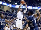 No. 5 Xavier falls to Georgetown 81-72