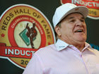 Pete Rose thrilled to be feted by Reds, fans