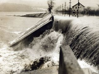 Image result for january 25, 1937 cincinnati flood