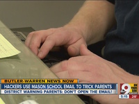 Phishing scam puts Mason City Schools on alert