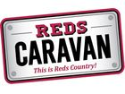 Reds Caravan ends at Florence Mall Sunday