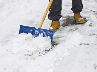 Is it illegal not to shovel your sidewalk?