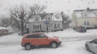 PHOTOS: Tri-State snow on January 22, 2016