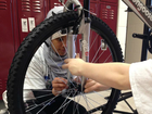 Local program making STEM easy as riding a bike