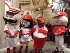 Reds talk rebuilding on road for Winter Caravan