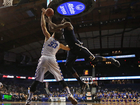 Bluiett helps Xavier cruise past DePaul 86-65