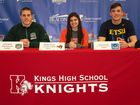 PHOTOS: Signing Day ceremonies in Tri-State