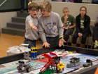 LEGO leagues draw kids into math, science & more