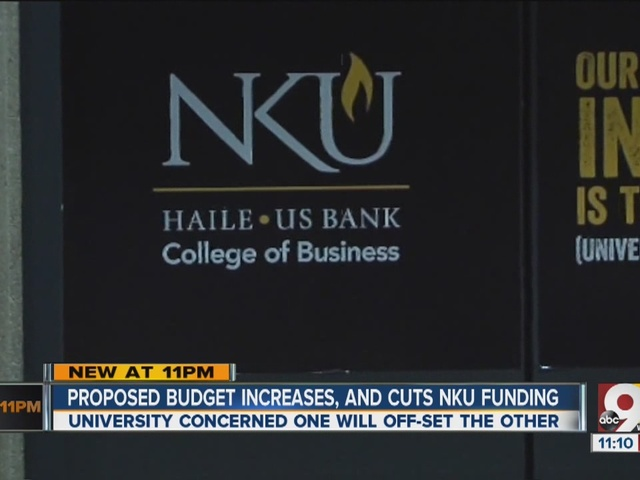 Bevin's budget increases -- and cuts -- NKU funding
