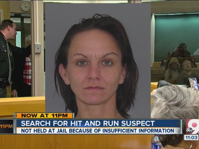 Here's why jail says hit-and-run suspect was released