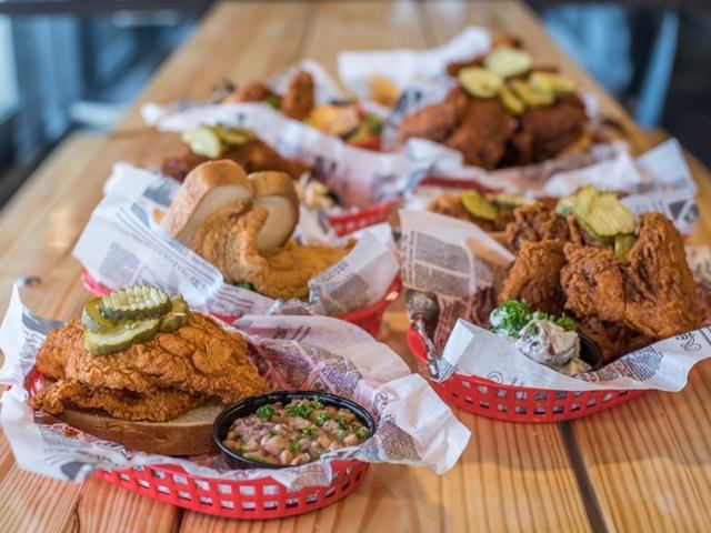 Nashville Hot brings hot chicken to Tri-State