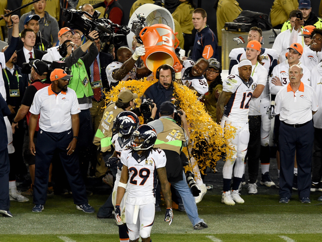 Broncos defeat Panthers in 24-10 Super Bowl win