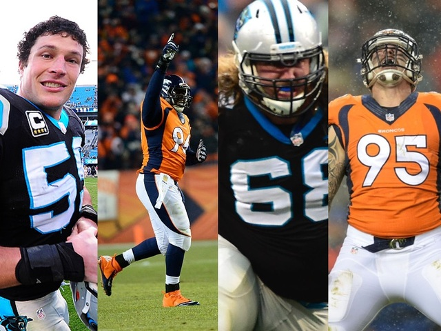 NFL Jerseys - Watch for these four local ballplayers in Super Bowl 50 - Story