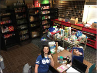 Donors replenish NKU pantry after break-in