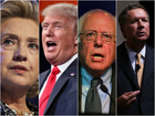 QUIZ: Which presidential candidate is for you?