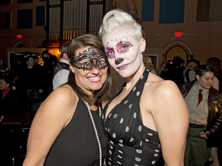 Pandora Society holds annual Voodoo masquerade
