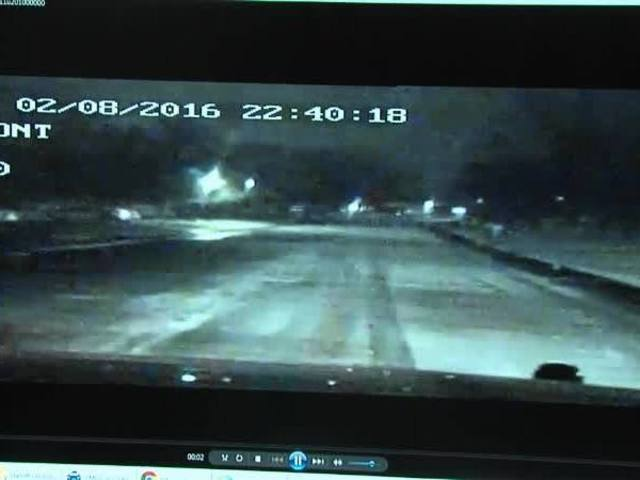 Caught on camera: Boone County deputies save man from train