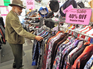 Customers flock to House of Adam for last sale