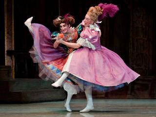 'Cinderella' stepsisters are evil. Fun. And men.