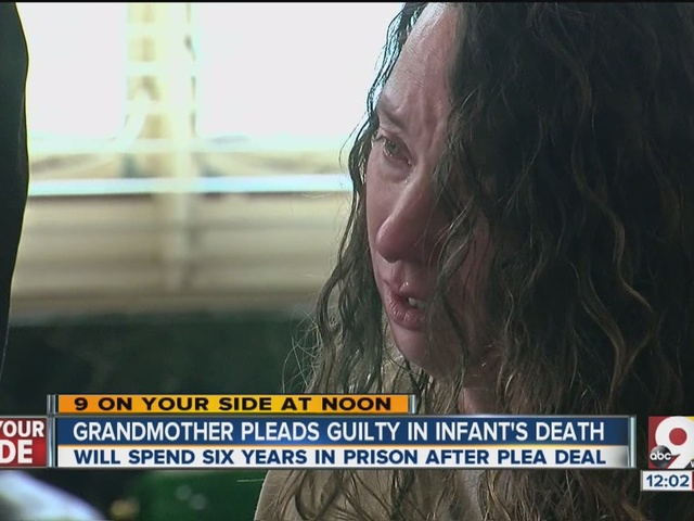 Grandma who overdosed on heroin admits causing infant to drown in bathtub
