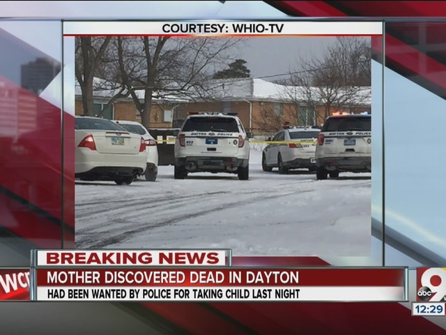 MIddletown mom found dead in Dayton