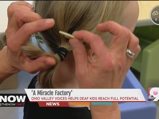 Ohio Valley Voices Helps Deaf Kids Reach Full Potential