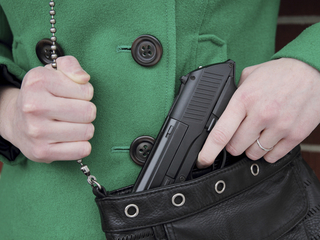 More carrying concealed weapons in Hamilton Co.