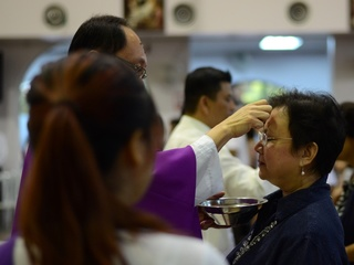 Where to observe Ash Wednesday?