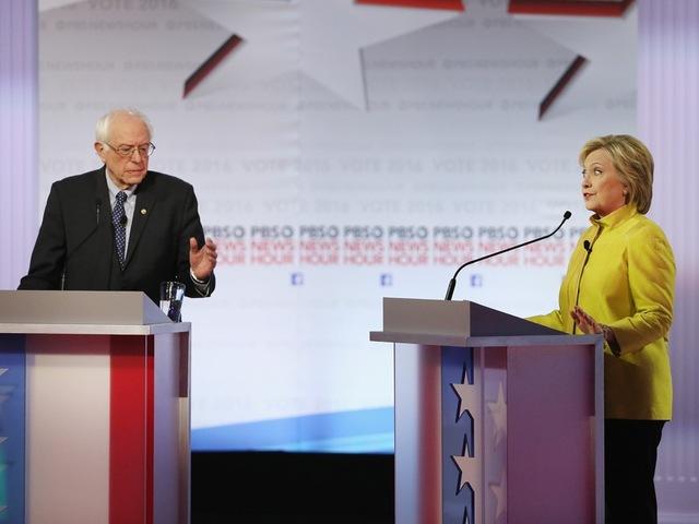 LIVE: How honest is the Clinton-Sanders debate?