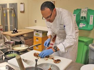 How Chefs Roll: Horseshoe Casino's Gary Davis