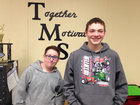 Student saves classmate with Heimlich maneuver