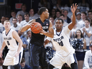Xavier finds shooting touch in blowout at Butler