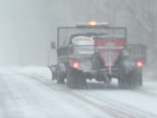 Is your route to work plowed? How to find out