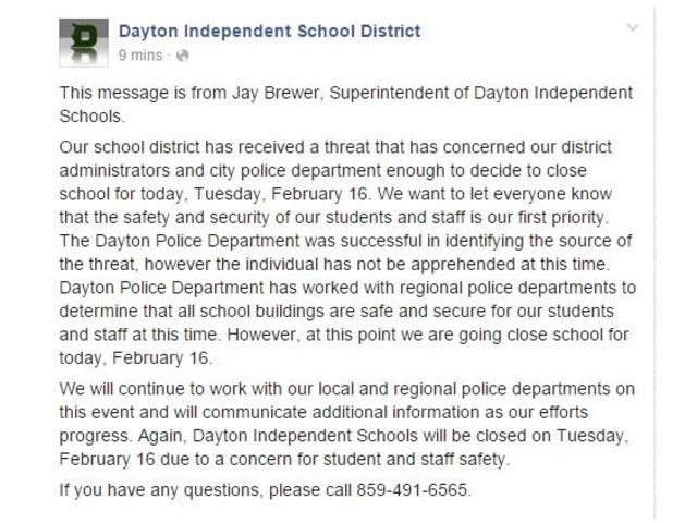 local region ambridge area school district cancels classes tuesday stories