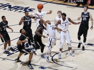 Myles Davis suspended from XU men's basketball