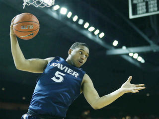 Xavier's Trevon Bluiett charged with possession