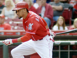 Reds' batting order a big question in camp