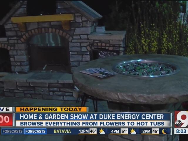 Cincinnati Home And Garden Show Going On Now Through