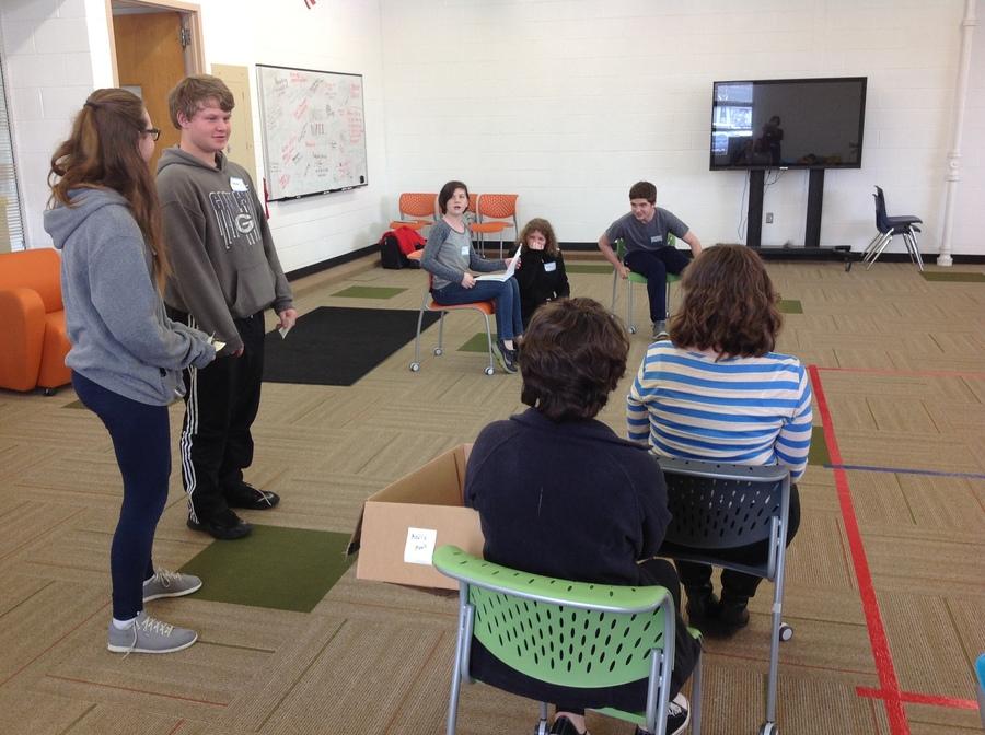 Classroom Skit Ideas ~ High school senior skit ideas just b use