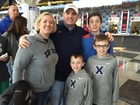 Xavier fans sticking around, sightseeing in STL