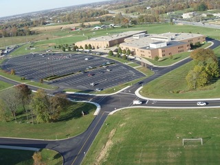 How do Boone County schools deal with growth?