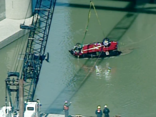 WATCH: Body recovered from Ohio River