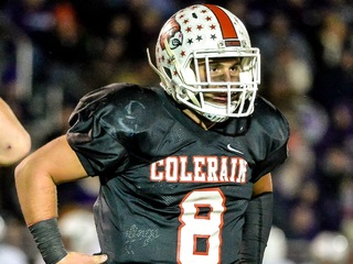 Colerain's Kyle Bolden commits to UC football