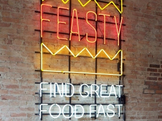 Click on FEASTY for some tasty discounts