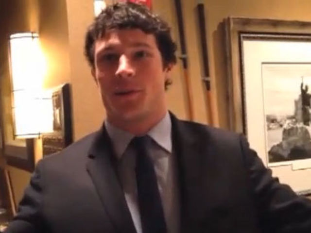 Luke Kuechly talks about playing at Deer Park as a youngster