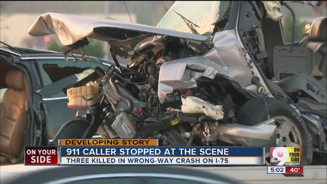 Fairfield Couple Killed In Crash With Wrong Way Driver On