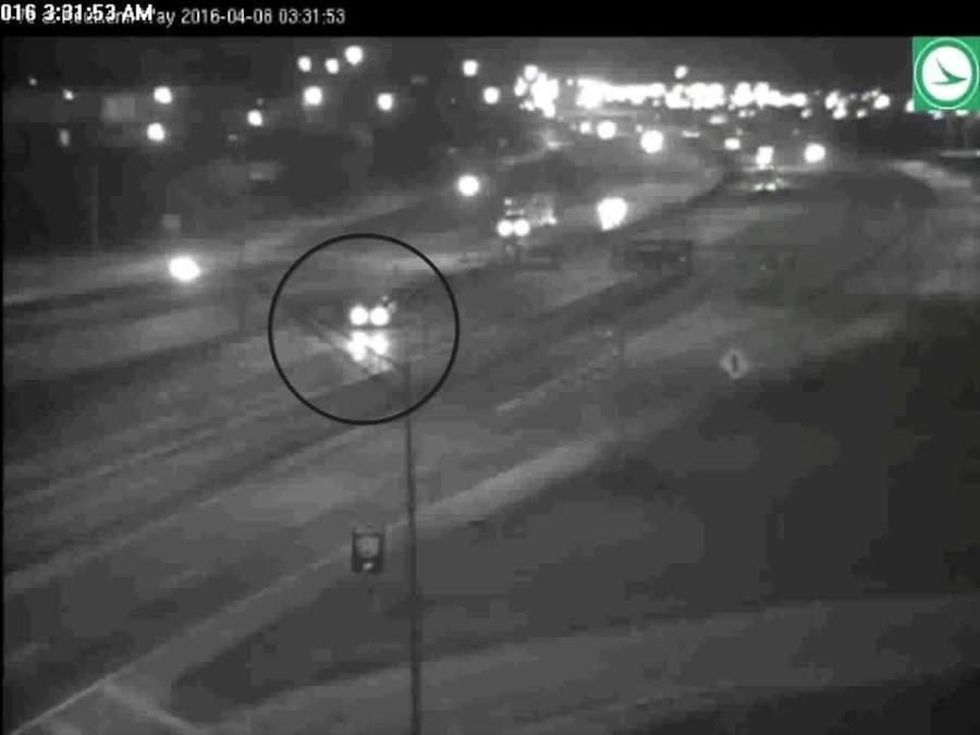 PD: Driver made U-turn before deadly I-75 crash